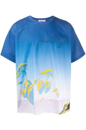 VALENTINO Floating Island short-sleeved T-shirt
