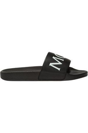 Moncler Slides with logo