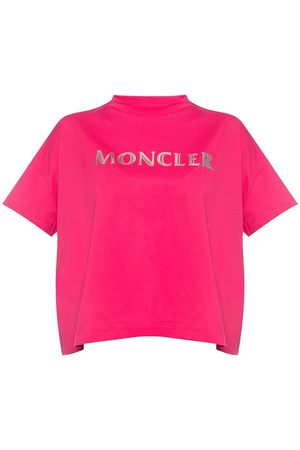 Moncler T-shirt with logo
