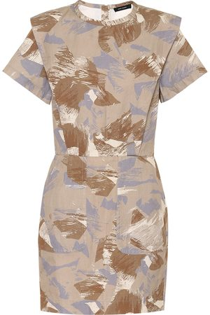 Isabel Marant Exclusive to Mytheresa – Ilesa cotton and linen minidress