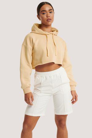 NA-KD Kvinder Shorts - Elastic Waist Seamline Shorts