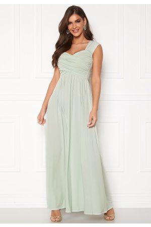 Chiara Forthi Kirily Maxi Dress Dusty green L
