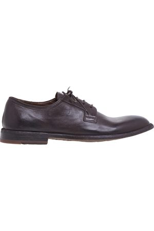 Officine Creative Lace-up in brushed leather