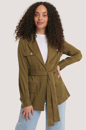 MANGO Ken Trench Coat