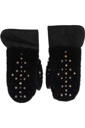 Dolce & Gabbana Studded Gloves