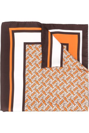 Burberry Tørklæde med blandet tryk