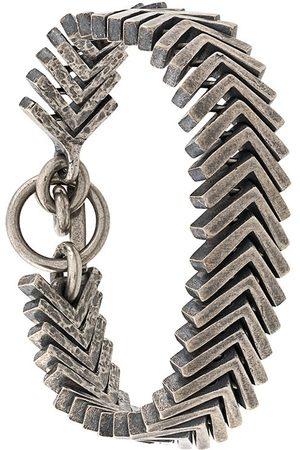 TOBIAS WISTISEN Mænd Armbånd - V-shaped link bracelet