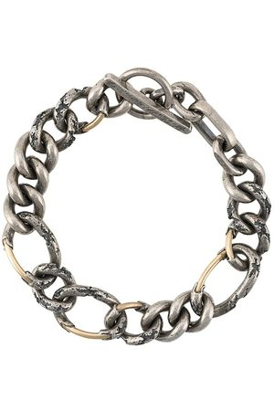 TOBIAS WISTISEN Mænd Armbånd - Chunky chainlink bracelet