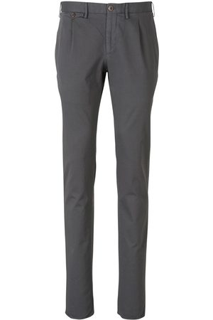 Incotex Slim Fit Cotton Trousers