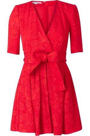 Stella McCartney Jacquard Silk Playsuit