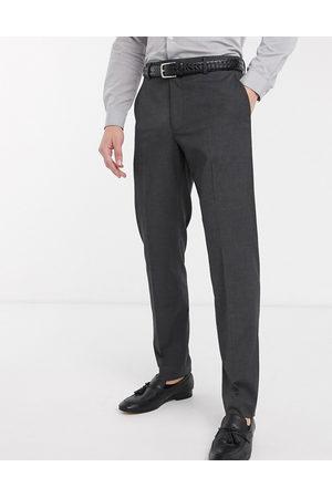 ASOS Koksgrå smalle smarte bukser fra