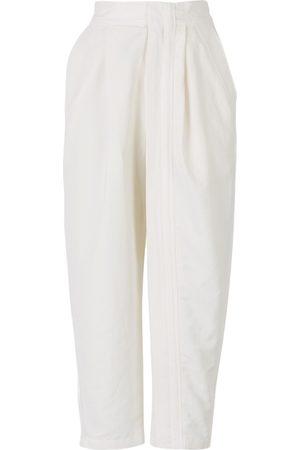 Stella McCartney High Waisted Capri Pants
