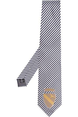 Gianfranco Ferré Slips med diagonale striber fra 1990'erne