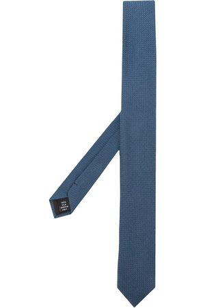 Gianfranco Ferré Mænd Slips - Strikket slips med lige design fra 90'erne