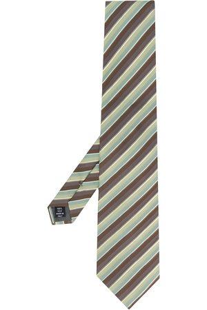 Gianfranco Ferré Slips med diagonale striber fra 1990