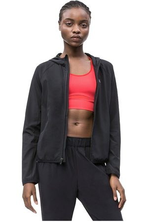 Calvin Klein CK PERFORMANCE 00GWF8O576 WINDJACKET JACKET AND JACKETS Women BLACK