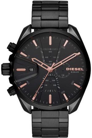 Diesel TIME FRAMES DZ4524 WATCH Unisex BLACK