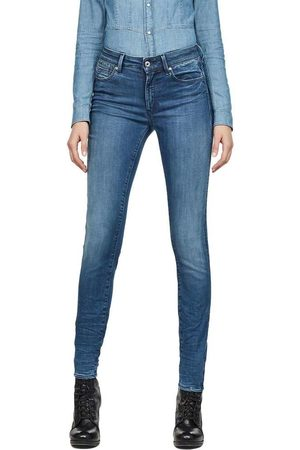 G-Star Raw shape high super skinny wmn Skinny & slim fit Denim