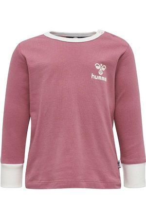 Hummel T-shirt - Maui - Mørk Rosa