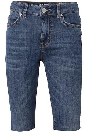 Hound Shorts - Dark Blue Used Denim