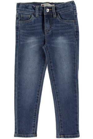 Levi's Jeans - 710 Ankle Super Skinny - Denim