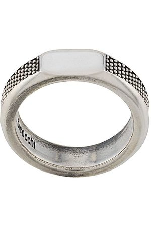 EMANUELE BICOCCHI Tekstureret ring