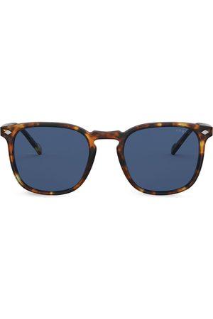 vogue Firkantede solbriller med skildpaddeeffekt