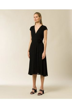 Ivy & Oak Midi Wrap Dress
