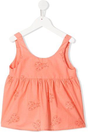 KNOT Veste - Ladybird-print vest