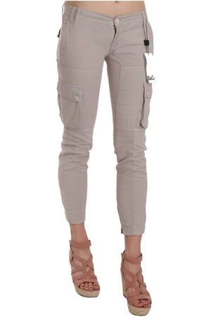 Dolce & Gabbana Casual Fitted Trousers