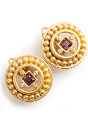 Givenchy Royal Ruby earclips
