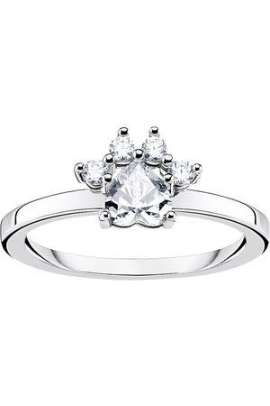 Thomas Sabo Ring Paw Cat Silver Ring Smykker