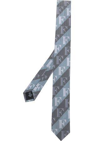 Gianfranco Ferré Slips med diagonale striber og logo fra 1990'erne