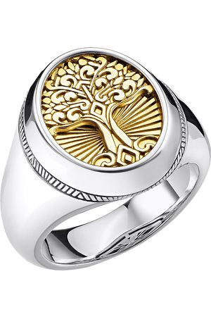 Thomas Sabo Ring Tree Of Love Gold Accessories Jewellery