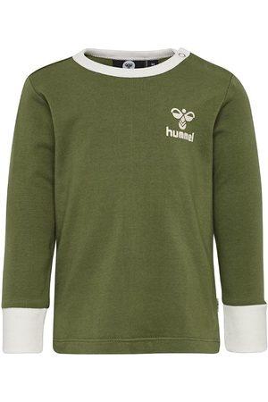 Hummel Bluse - Maui - Armygrøn