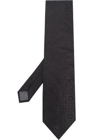 Gianfranco Ferré Mænd Slips - Broderet slips fra 90'erne