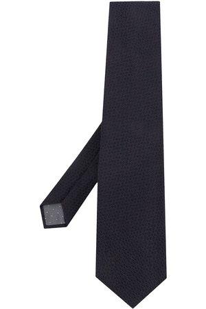 Gianfranco Ferré Tekstureret slips fra 90'erne