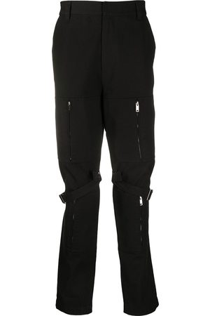 AMBUSH Cargo-bukser med lynlåsdetalje