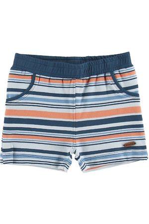 Minymo Shorts - Shorts - Insignia Blue m. Striber