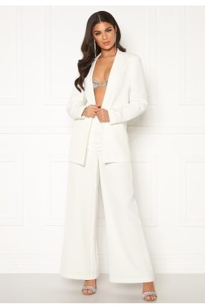Nicole Falciani X Bubbleroom Nicole Falciani Suit Pants White 38
