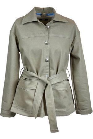 Noor of Sweden Cornelia denim jacket