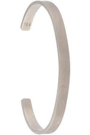 Maison Margiela Cuff-armbånd med indgravering
