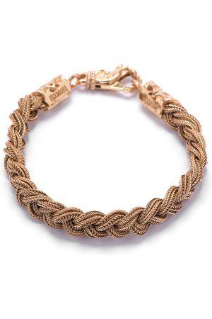 EMANUELE BICOCCHI Small Braided Bracelet