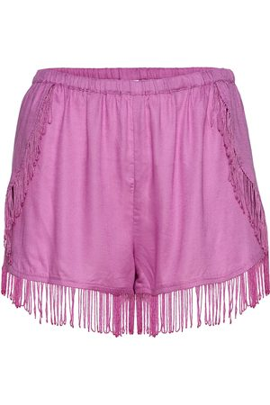 Underprotection Cecilie Shorts Purple Shorts