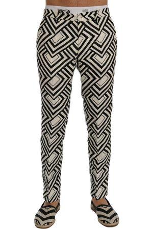 Dolce & Gabbana Mænd Habitbukser - Linned casual bukser