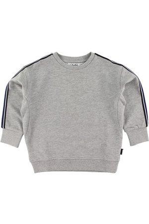 Molo Sweatshirts - Bluse - Mons - Gråmeleret