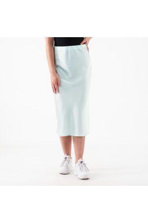 Pure friday Kvinder Nederdele - Purbandra satin skirt
