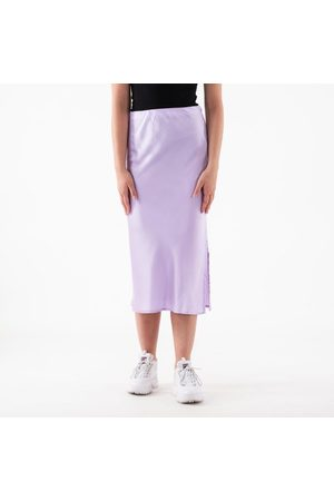 Pure friday Kvinder Nederdele - Purbandra satin skirt