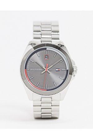 Tommy Hilfiger — Sunray — Sølvfarvet armbåndsur 1791684