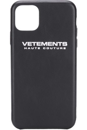 VETEMENTS IPhone 11 Pro Max-cover med logotryk